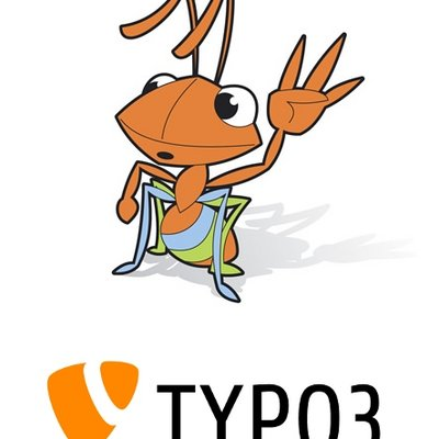 TYPO3 Maskottchen, gewählt von der Community auf der TYPO3 Konferenz 2005 in Karlsruhe (D)
