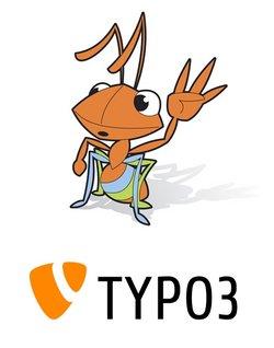Das TYPO3 Maskottchen, gewählt von der Community auf der TYPO3 Konferenz 2005 in Karlsruhe (D)