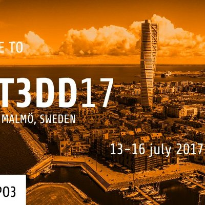 T3DD17 in Malmö, Schweden