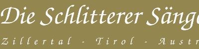 "Logo ""Die Schlitterer Sänger"""