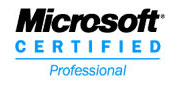 Microsoft Certified Professional for C++ and MFC, 2001